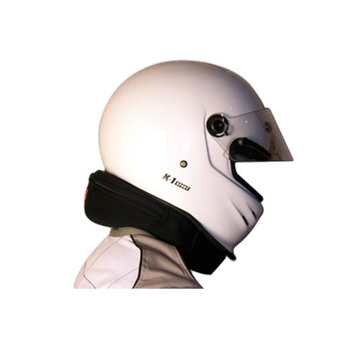 Neck Kart - K1 Race Gear 70233089 Black Adult Neck Brace - Neck Protector