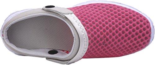 Gaatpot Donna Scarpe Rosa 35 Pantofole pink Zoccoli Scarpette Mare Sandali Ciabatte Uomo 46 Sabot fRawrgqZxf