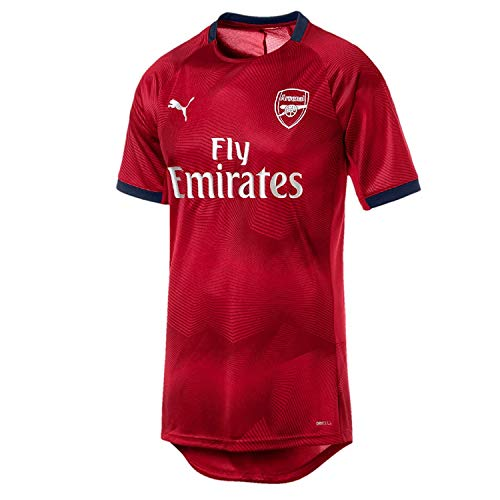 (PUMA 2018-2019 Arsenal Graphic Jersey (Chilli Pepper))