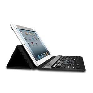 Kensington KeyFolio Expert Multi-Angle Folio and Bluetooth Keyboard Case For iPad 4 with Retina Display, iPad 3, iPad 2 and iPad 1 (K39561US)