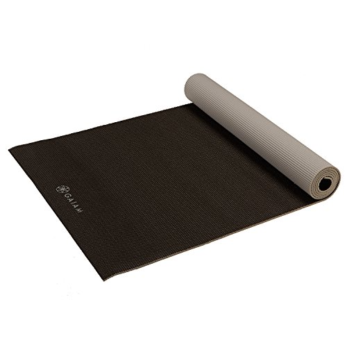 Gaiam Yoga Mat Premium Solid Color Reversible Non Slip for sale  Delivered anywhere in USA