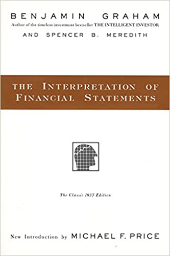image for The Interpretation of Financial Statements
