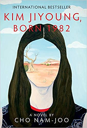 Book cover of Kim Jiyoung, Born 1982 by Nam-Joo, Cho