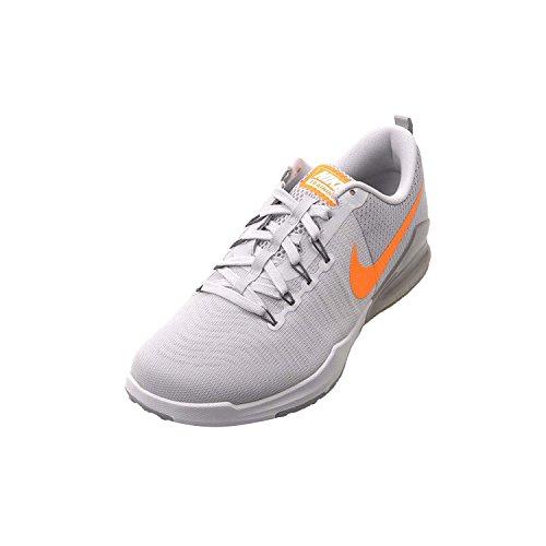 Nike Mens Zoom Treno Action Puro Platino / Lupo Grigio / Grigio Scuro / Luminoso Aguzza Nylon Scarpe Da Corsa 11,5 M Us