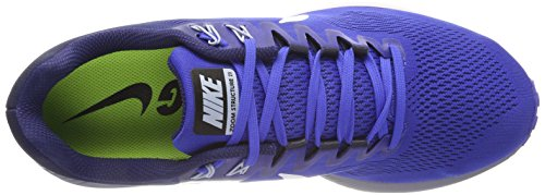 Running Air Nike Blue Mega Blue Structure Armoury 21 Binary Blue White Scarpe Zoom Uomo Light Blu Xzxzd