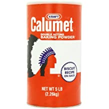 Calumet Baking Powder, 2.26 Kg