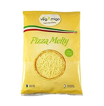 VEGAMIGO | Vegan | Pizza Melty | De repuesto | 0% colesterol ...