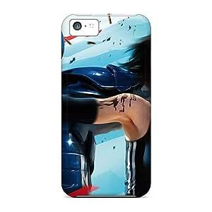 For TMqTmOx7395AVZBv Mirror Edge Protective Case Cover Skin/iphone 5c Case Cover