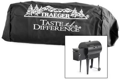Traeger 91837 Junoir/Tailgater Grills Grill Cover, Black, FR