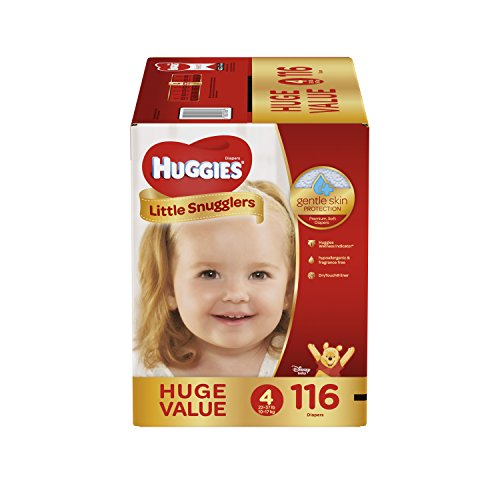 HUGGIES Little Snugglers Baby Diapers from HUGGIES