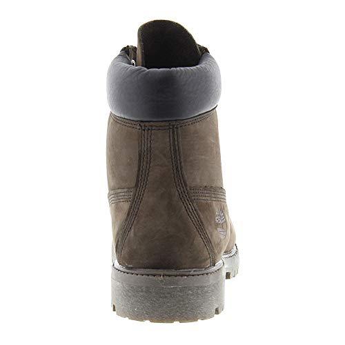 uomo impermeabili cioccolato inch color 6 Premium Stivali scuro da Timberland C5xRwF46