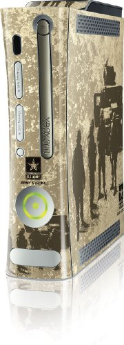 US Army - Army Strong - Army Troop with Humvee - Microsoft Xbox 360 (Includes HDD) - Skinit Skin