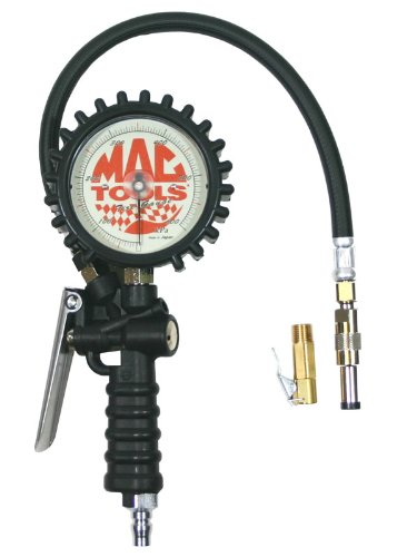 MACTOOLS 600KPa タイヤ インフレーター<br />