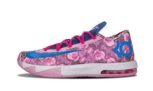 Nike Kd 6 Högsta Faster Pärla - 618.216-600 - Storlek 14