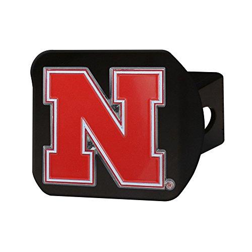 - Fanmats NCAA Nebraska Cornhuskers University of Nebraskacolor Hitch - Black, Team Color, One Size