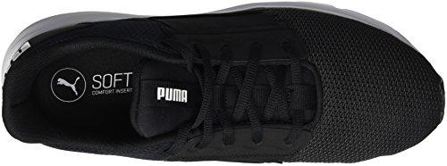 Puma Uomo Enzo Street Sneaker Puma Nero-puma Bianco