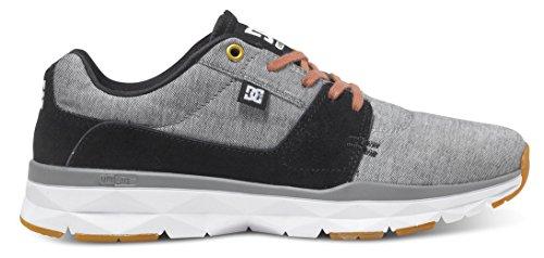 Skateboarding Negro DC Hombre Gyb Black Se Zapatillas de Schuhe Player Herren Grey para AzqwYzU4