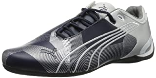 PUMA Men's Future Cat M2 Graphic Motorcycle Boot,New Navy,10 D US