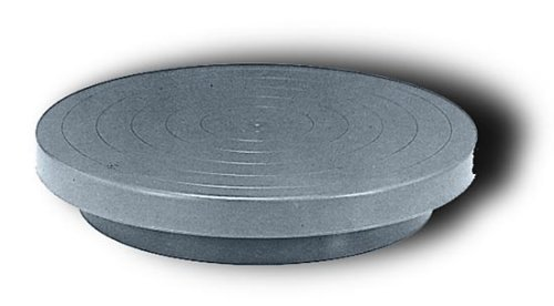 Turntable For Crafts, Ceramics, Cake Decorating, etc. Turns Smoothly On Ball Bearings]()