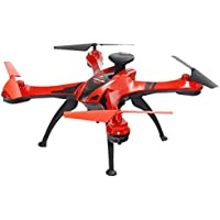 Video UAV, CieKen FX176 2MP Wifi FPV 1080P Camera 2.4G 6-Axis LED Altitude Hold RC GPS Video UAV