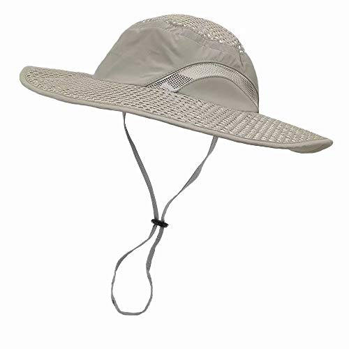 LETHMIK Sunscreen Cooling Hat, Heatstroke Protection Cap,