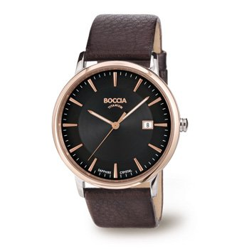 3557-05 Mens Boccia Titanium Watch