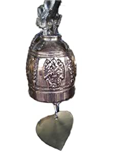Buddhist Temple Bell (made from brass); Unique sound ; Feeling Calm and Relax