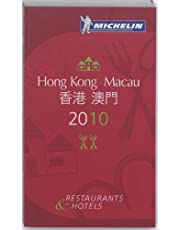 Michelin Guide 2010 Hong Kong Macau Restaurants & Hotels