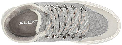 Zapatillas Aldo Mujer Lyddon Fashion Sneaker Grey Flannel