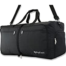 "BigFoot Outdoor ""Mammoth"" Heavy Duty Equipment Foldable Cargo Duffel Bag"