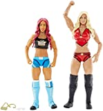 WWE Superstars Sasha Banks & Charlotte Action Figure (2 Pack)