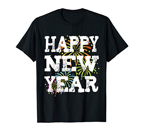Happy New Year 2020 Tshirt New Years Eve Special Gift