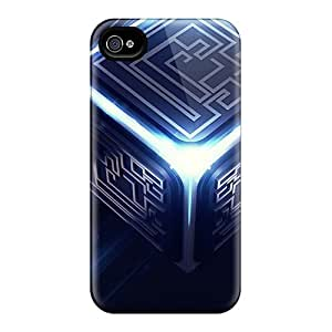 Hot New 3d Cube Maze Cases Covers For Iphone 4/4s With Perfect Design