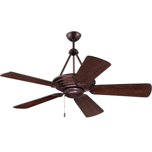 Craftmade ME52OB Ceiling Fan with Blades Sold Separately, 52