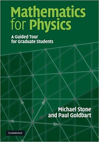 Mathematics for physics a guided tour for graduate students mathematics for physics a guided tour for graduate students 1st edition fandeluxe Images