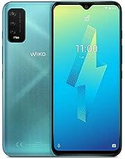 WIKO POWER U10 Dual-SIM Smartphone 32GB 6.82 inch (17.3 cm) Dual-SIM Android 11 turquoise