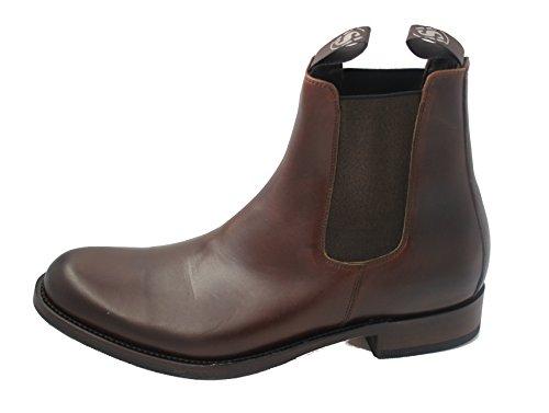 5595 Herren Braun Sendra Stiefelette Boots 1qUFBF