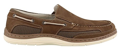 Taupe Men's Dockers on Slip Danby Dark Shoes ngq0TO