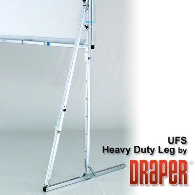 Ultimate Folding Projection Screen with Heavy-Duty Legs Size/Format: 201