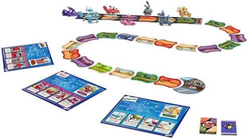 Edge Entertainment-Los Autos Locos el Juego de Mesa-Español, Color (EECMWR01): Amazon.es: Juguetes y juegos