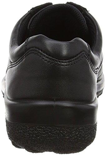 Oxford Stringate 001 Hotter Scarpe Nero Donna Tone Black gxqtf