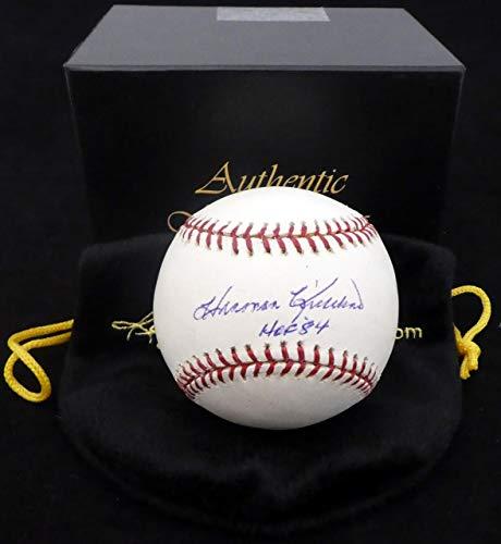 (Harmon Killebrew Autographed Official MLB Baseball Minnesota Twins
