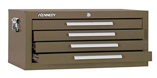 Kennedy Manufacturing 2604B 4-Drawer Mechanics' Base Cabinet, 26