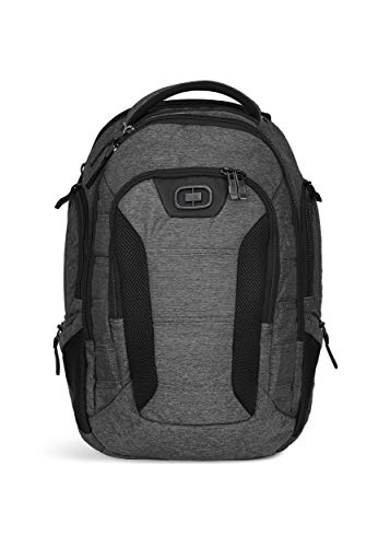 OGIO Bandit 17 Inch Laptop Backpack, Dark
