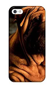 dog animal cute frendly dogs pet Anime Pop Culture Hard Plastic Case For HTC One M7 Cover 4418091K561079702