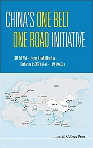 China S One Belt One Road Initiative Lim Tai Wei Chan Henry Tseng Katherine 9781783269297 Amazon Com Books