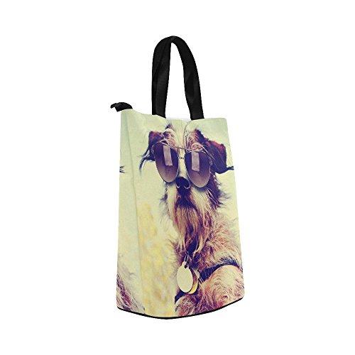 Buy vintage dog box purse