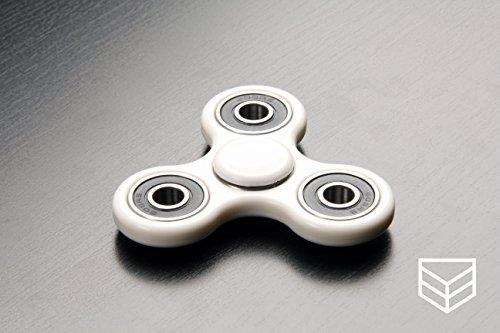 Fidget Spinner - Triune Spinner by