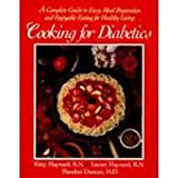 Cooking for Diabetics, Kitty Maynard and Lucian Maynard, 1558530002