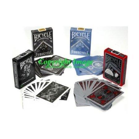 BICYCLE Designer Decks Playing Cards (Set 2) _ Variety Pack of 4